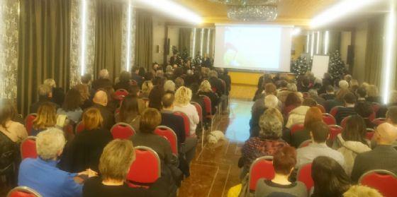 Oltre 150 persone all'evento gratuito '...e tu, mangi consapevole?' (© Giurovich)