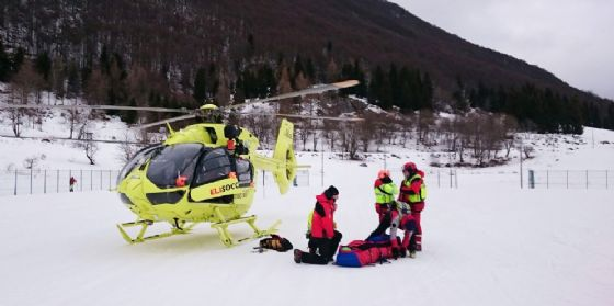 Soccorso Alpino: quattro interventi tra Piancavallo e Claut