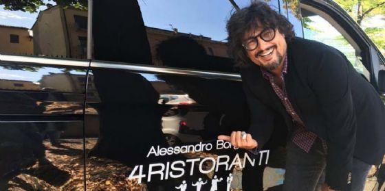 Nuova edizione di '4 ristoranti': in onda anche la puntata girata in Friuli! (© Alessandro Borghese | Facebook)