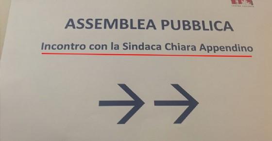 Incontro con Chiara Appendino