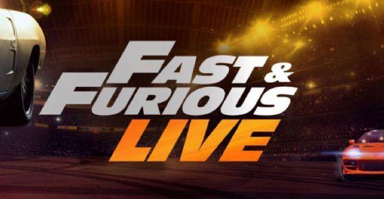 Slittano le date torinesi di «Fast & Furious Live» (© «Fast & Furious Live)