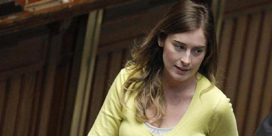 La sottosegretaria alla presidenza del Consiglio Maria Elena Boschi.