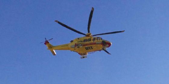 L'elicottero 118