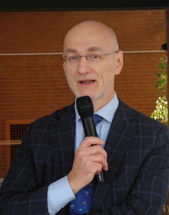 Pier Ettore Pellerey, presidente di Città Studi