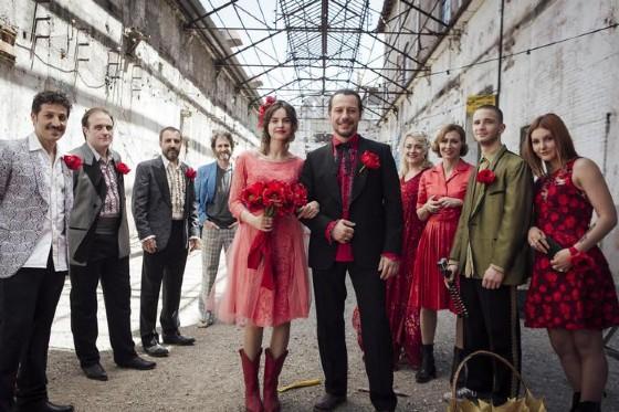Il cast di «Made in Italy»