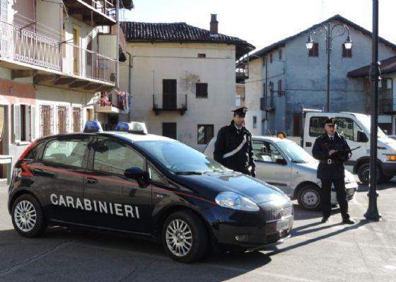 Carabinieri di Ivrea (© ANSA)
