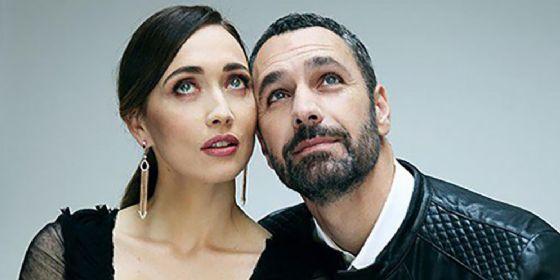 """Al Teatro Verdi di Gorizia Raoul Bova e Chiara Francini in """"Due"""""""