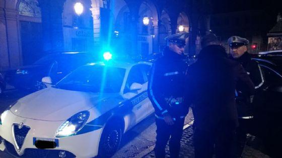 Aggrediti due agenti di polizia municipale (© Diario di Torino)