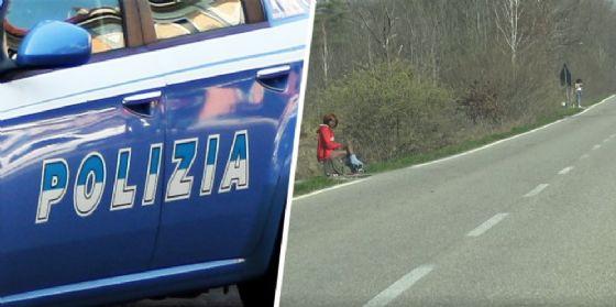 All'operazione hanno partecipato i poliziotti dell'anti-crimine di Torino