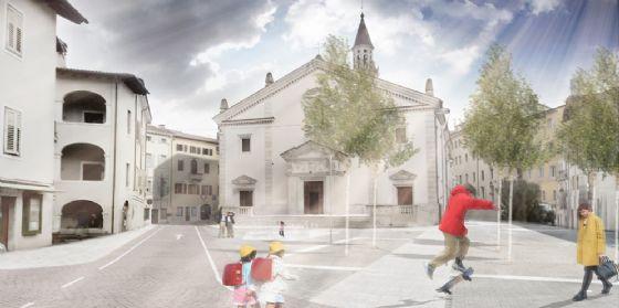 Gorizia: Corte Sant'Ilario e Piazza San Rocco cambiano volto