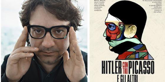 """Remo Anzovino firma la colonna sonora del documentario-evento """"Hitler contro Picasso e gli altri"""" (© Diario di Pordenone)"""