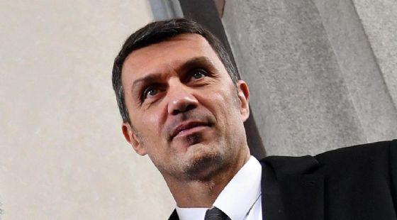 Paolo Maldini, bandiera del Milan