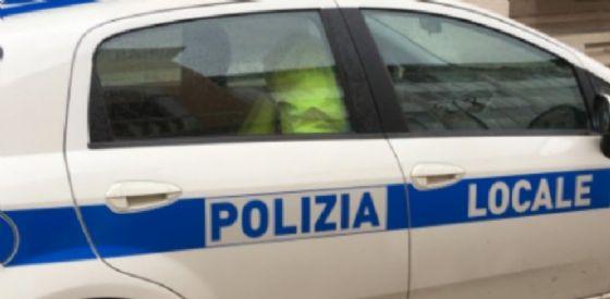 Auto della polizia locale