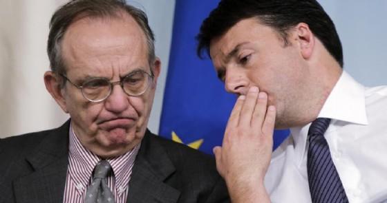 Per il Ministro Padoan il collegio di Siena. Renzi: «Salvati i correntisti non le banche»