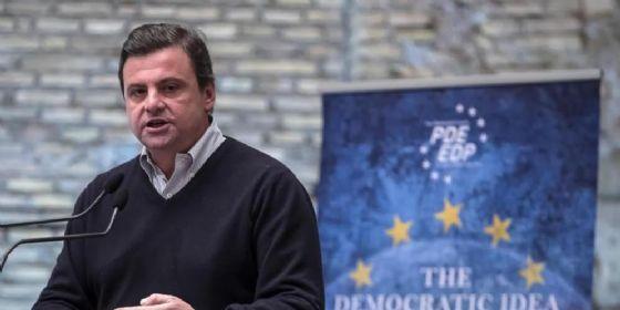 Il Ministro per lo Sviluppo, Carlo Calenda