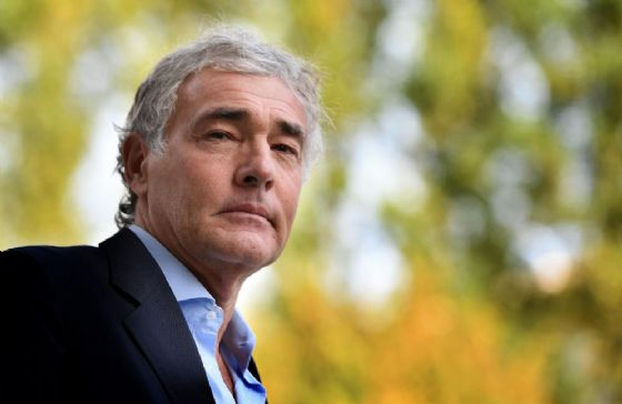Massimo Giletti (Ettore Ferrari)