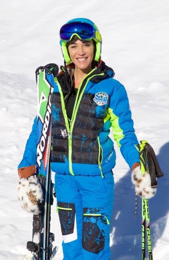 Federica Torti, atleta del gruppo azzurro