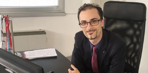 Claudio Borrello amministratore e fondatore di Ermetrisk