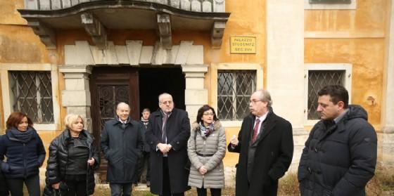 Al via il cantiere per il restauro di villa Louise a Gorizia (© Fondazione Coronini Gorizia)