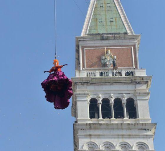 Il Volo dell'Angelo a Venezia