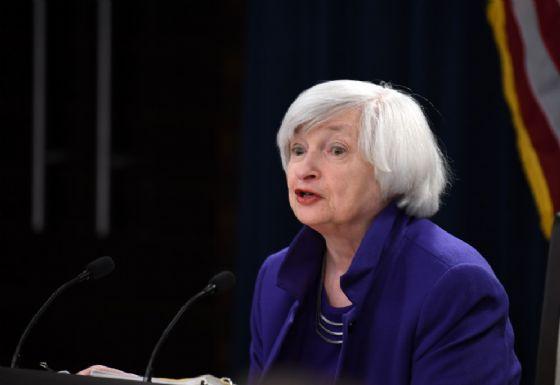 Il capo della Fed Janet Yellen