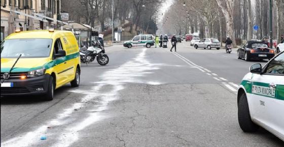 L'incidente di corso Moncalieri
