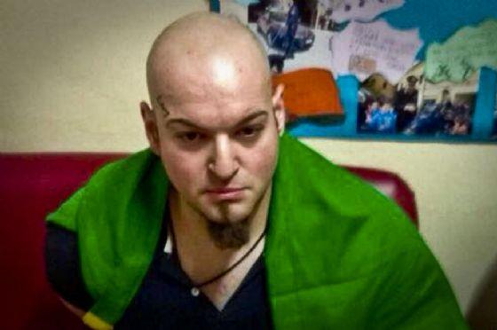 Luca Traini in carcere, è accusato di strage aggravata