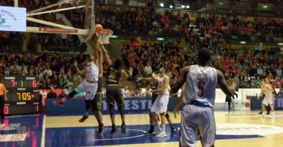 Trieste torna alla vittoria piegando una tenace Bergamo