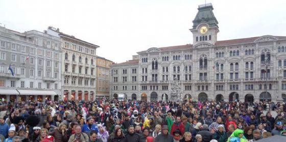Al via la 27^ edizione per il Carnevale di Trieste