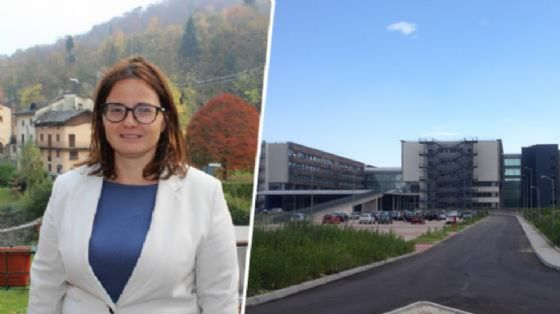 Francesca Delmastro e il nuovo ospedale biellese