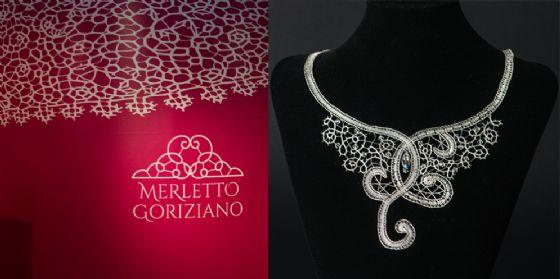 """Gorizia, debutta il concorso di pasticceria creativa """"Dolci passioni in merletto"""" (© Scuola Merletti)"""