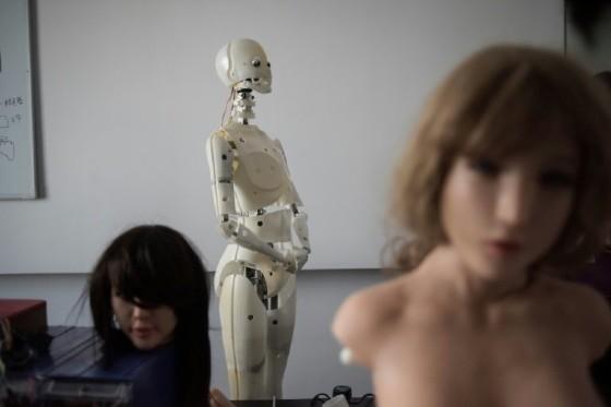 Bambola-robot