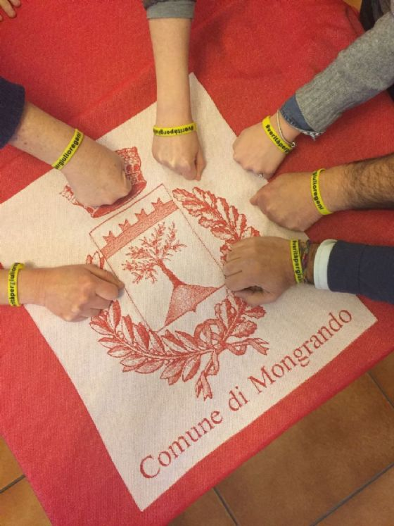 Braccialetti per la campagna di sensibilizzazione (© Diario di Biella)
