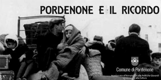 Pordenone e il Ricordo: per ricordare le vittime delle foibe e dell'esodo istriano e dalmata (© Comune di Pordenone)