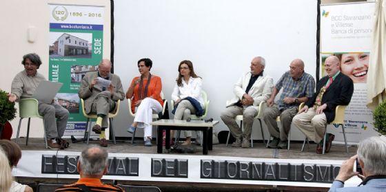 Alto Patrocinio del Parlamento Europeo per il Festival del Giornalismo ronchese (© Associazione culturale Leali delle Notizie)