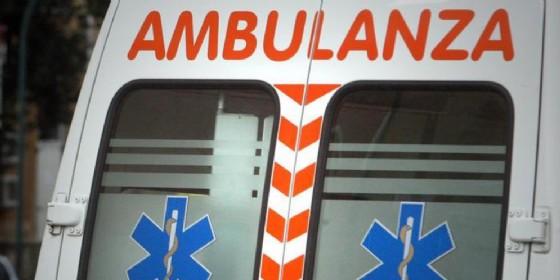 Ambulanza del Suem 118