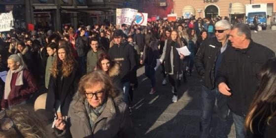 Manifestazione antirazzismo