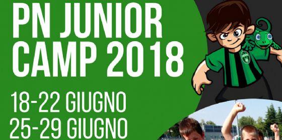 Aperte le iscrizioni al Pordenone Junior Camp 2018 (© Pordenone Calcio)