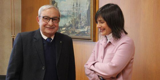 Fincantieri: Serracchiani, da leadership globale riflessi positivi per la regione