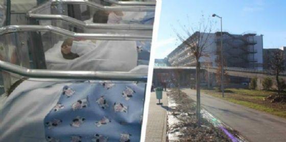 Culle all'ospedale di Biella (© Diario di Biella)