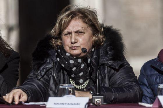 L'assessora alla Sostenibilità ambientale di Roma Capitale, Pinuccia Montanari