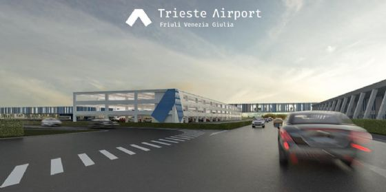 Polo intermodale di Trieste Airport un'infrastruttura senza barriere (© Trieste Airport)