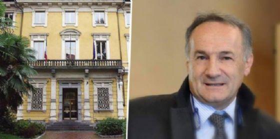 Tribunale di Biella e Silvio Belletti (© Diario di Biella)