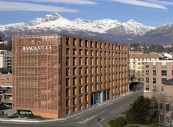 Banca Sella (© Diario di Biella)