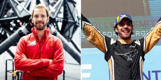 Jean-Eric Vergne da collaudatore Ferrari e da pilota Techeetah in Formula E