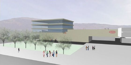 La nuova Roncadin: sarà integrata con il territorio e darà impulso al turismo industriale (© Roncadin)