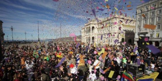 Trieste: il Carnevale entra nel vivo (© Comune Trieste)