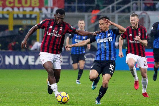 Franck Kessie, prima stagione al Milan