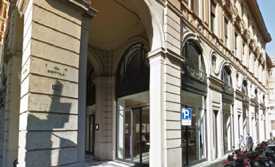 L'Apple Store di via Roma (© Diario di Torino)