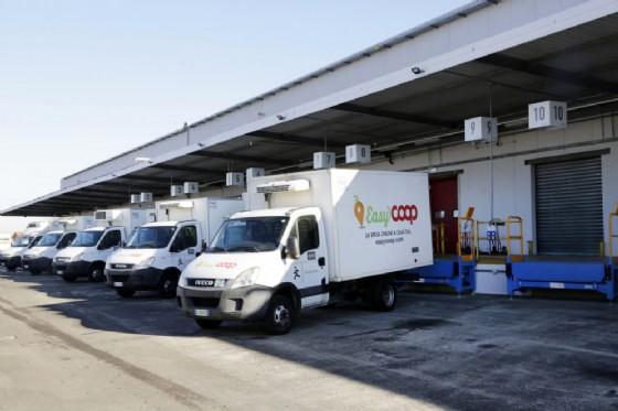 EasyCoop sfida Amazon e apre a Treviso